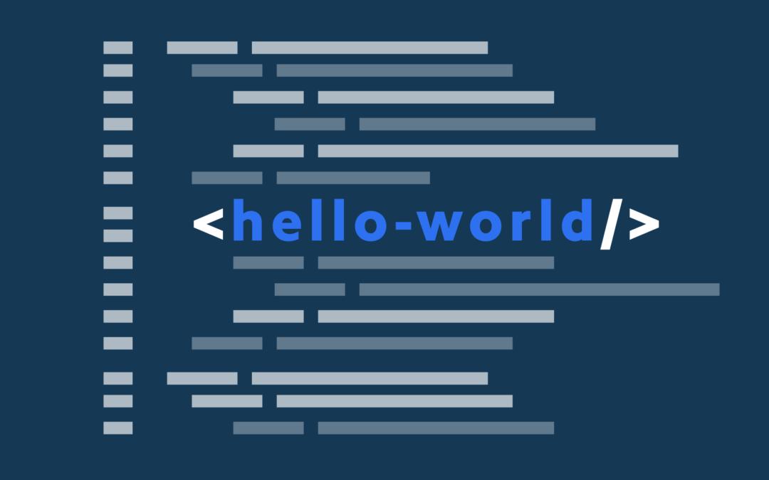 Hello, world… Introducing The Nursing Informatics Blog