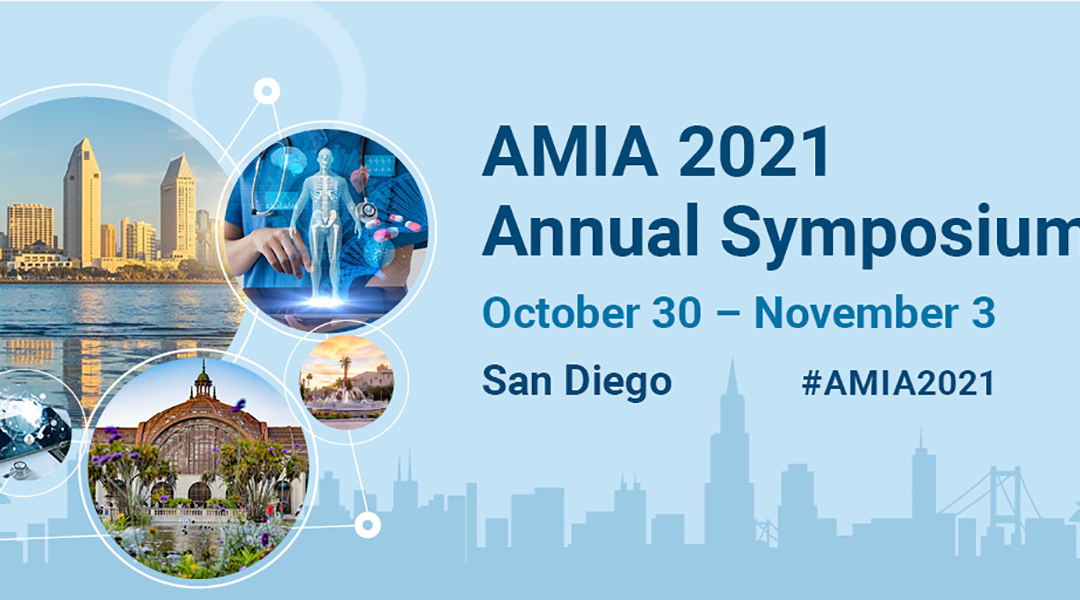 There's still time to register for the AMIA 2021 Symposium