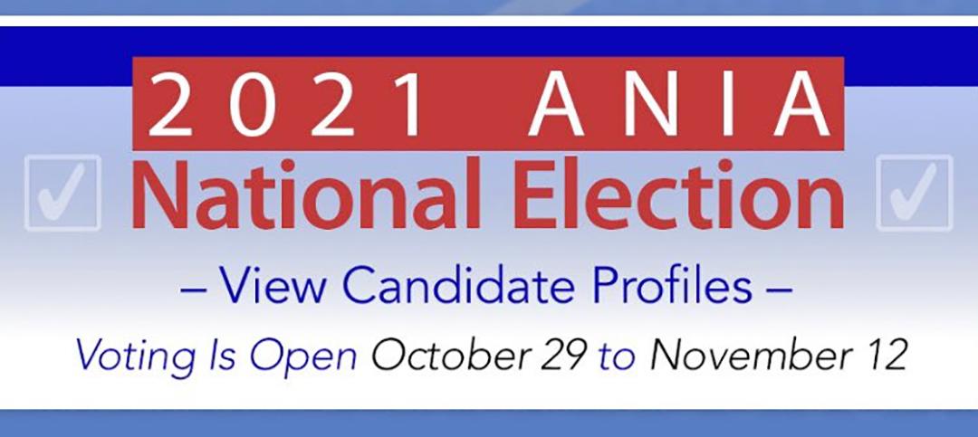 2021 American Nursing Informatics Association (ANIA) National Elections